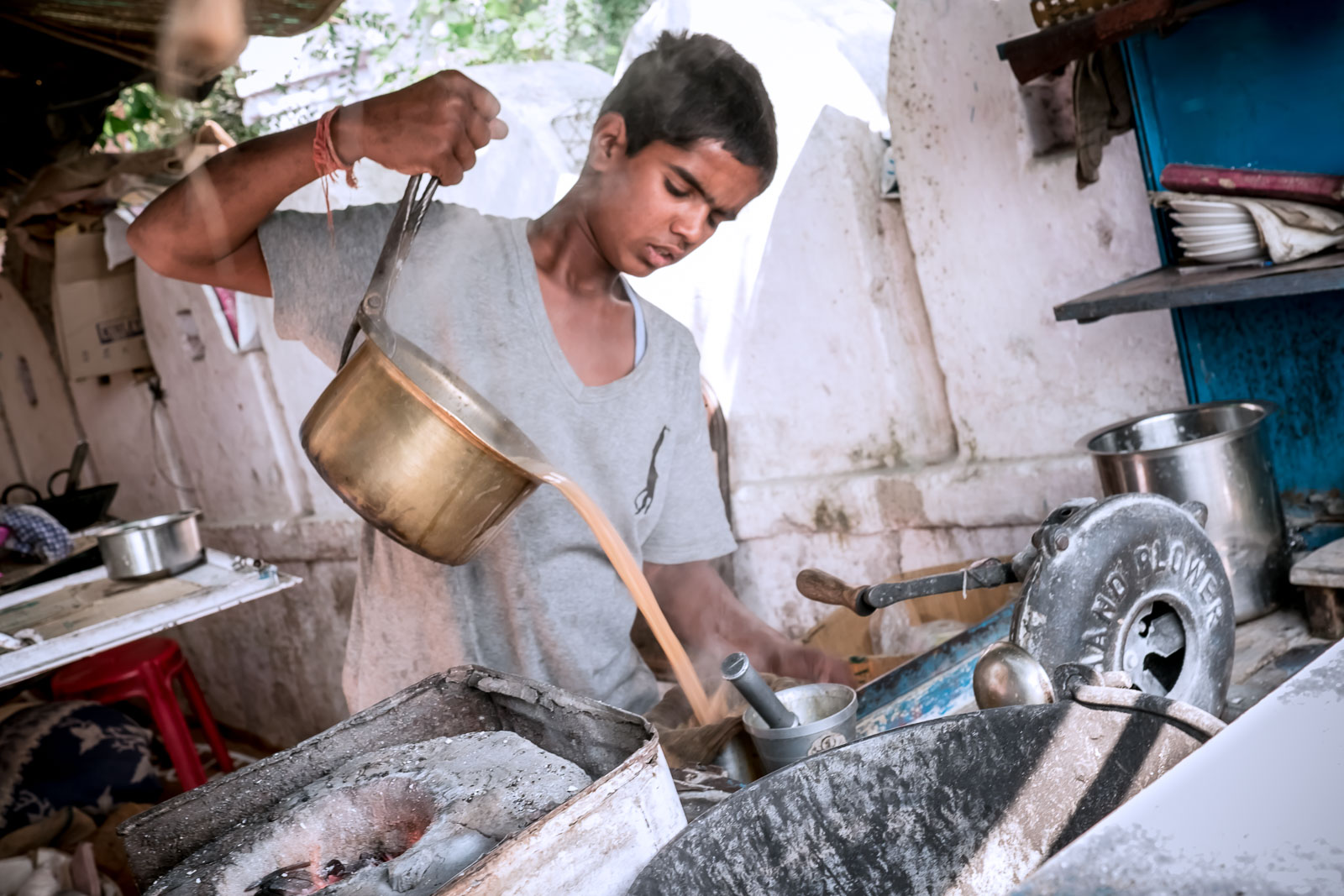 Our favorite chai of Udaipur