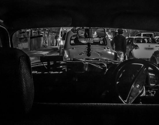 Kolkota taxi driver